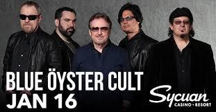 <b>Blue Öyster Cult</b>: 8pm Thursday, January 16 | Sycuan Casino Resort ...