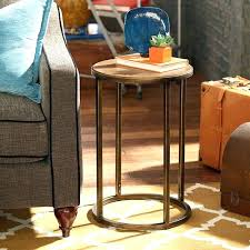 round wood end table small round end tables elegant small dark wood side table impressive round