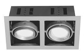 <b>98987 Светильник встраиваемый</b> Premium Cardano 2x11W GU10 ...