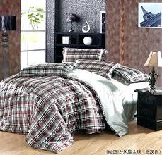 chic boys plaid comforter set art boys bedroom r with queen size silk comforter set chic boys plaid comforter set