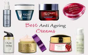 Most effective anti aging cream