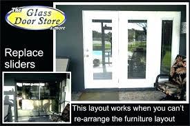 sliding door glass repair cost sliding door installation cost awesome glass sliding door replacement replace with