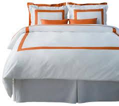 lacozi boutique hotel collection persimmon duvet cover set