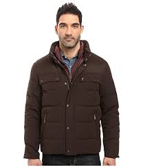 Cole Haan Utility Down Quilted Military Jacket at 6pm & MAIN Adamdwight.com