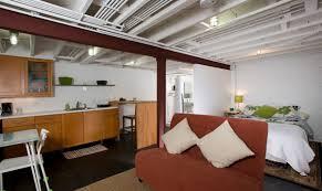 Stylish Basement Apartment Ideas Amazing Basement Apartment Design
