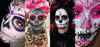 skull how to the best sugar skull makeup looks for giant skull decoration