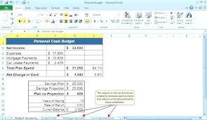 Sample Spreadsheet For Monthly Expenses Excel Financial Worksheet Template Free Budget Worksheet