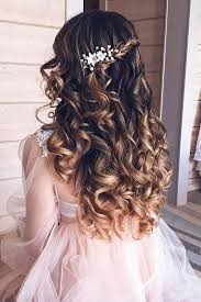 30 exquisite wedding hairstyles with