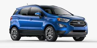 2018 ford cars. plain cars 2018 ford ecosport compact suv  suvs intended ford cars