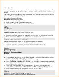 Sample Resume Profile Statement Profile Statement For Resume Resume Samples 14