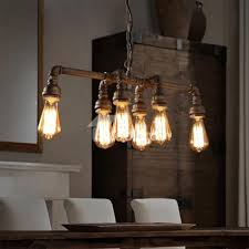 Dining Room Designs: Bamboo Cage Kitchen Pendant Lighting - Lighting
