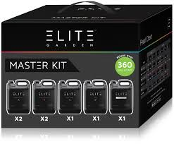 Elite Base Nutrient A 275 Gallon Tote