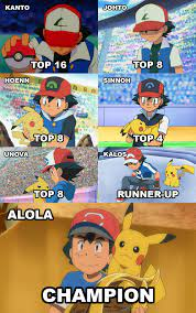 Pokemon Ash Alola Champion (Page 1) - Line.17QQ.com
