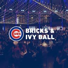 Chicago Cubs - Bricks and Ivy Ball | Facebook
