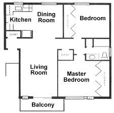 2 Bedroom ApartmentHouse PlansApartments Floor Plans 2 Bedrooms