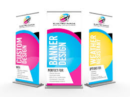 Vinyl Banner Retractable Banner Stand Printing In St Louis