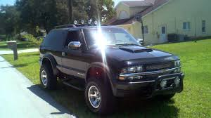 Blazer chevy blazer 2002 : 2002 Chevy lifted blazer - YouTube
