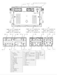 ford wiring diagrams radio ford wiring diagrams