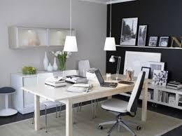 simple home office decorations. Imagine This Place Without Wall Arts, Flowers And Lightning: Unsightly Simple Home Office Decorations