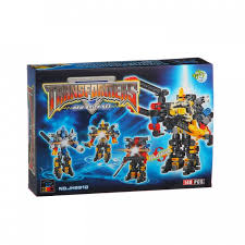 <b>Конструктор Dragon Toys Страйп</b> Трансформер-робот JH6910 ...