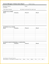 Sales Calls Tracking Template Phone Call Tracker Template