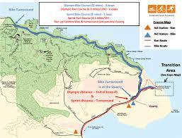 Course Maps Marin County Triathlon Duathlon