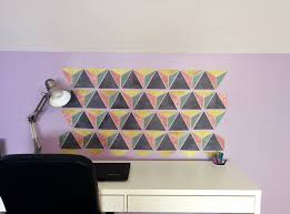 DIY Removable Wall Mural