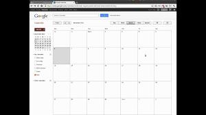 Using Google Calendars To Create A Shift Calendar