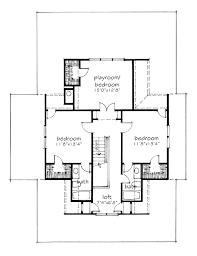 four gables house plan. Main Level Floor Plan Upper Four Gables House O