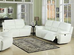 White Leather Living Room Set Living Room Design And Living Room