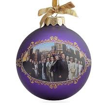 downton abbey season 1 gl family ball ornament da4133