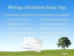 Example Of Definition Essay Topics Example Definition Essay Topics Examples Of Essays Templates Page 9