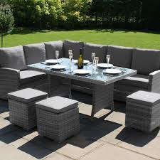 grey wicker outdoor dining sets. gray wicker patio furniture grey wood corner dining set sets: outdoor sets i