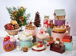 2 tier mosaic oriental cake. Celebrate The Festivities At Mandarin Oriental Taipei Taiwan News 2019 12 04 18 04 43