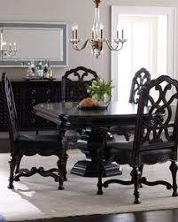 ambella eddi dining table traditional dining tables horchow
