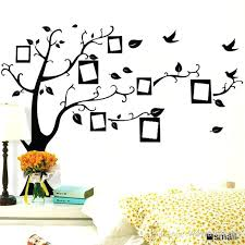 family tree wall decal removable photo frame family tree wall stickers decorative wall decals tree home family tree wall decal