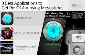 How To Get Rid Of Mosquitoes On Android With Repellent Apps