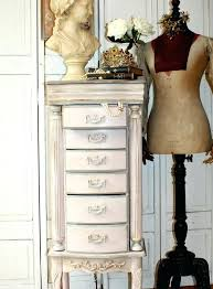 free standing jewelry armoire with mirror large size of divine target mirrored jewelry box standing mirror