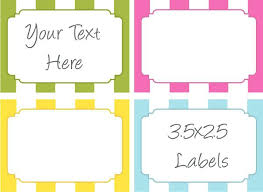 address label templates free cute label templates free printable labels for bake sale goodies
