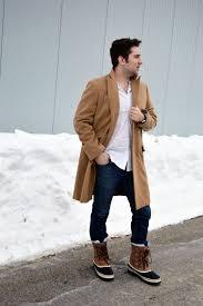 a gentle man friday banana republic coat