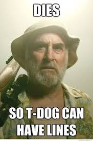 Dale Horvath - Humor on Pinterest   The Walking Dead, Walking Dead ... via Relatably.com