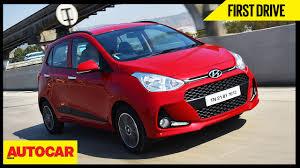 2017 Hyundai Grand i10 | First Drive | Autocar India - YouTube