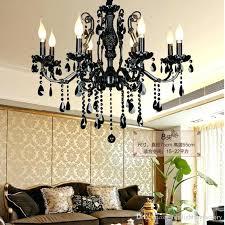 black dining room chandelier modern black chandelier bedroom classical crystal chandeliers vintage china lighting wrought iron