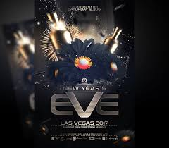 New Year Flyers Template New Year Flyer Template V2