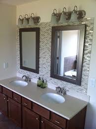 bathroom backsplash. Incredible Bathroom Backsplash Tiles With Glass Tile R