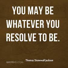 Stonewall Jackson Quotes Magnificent Thomas Stonewall Jackson Quotes QuoteHD