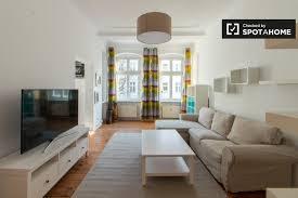 Urban 1-bedroom apartment for rent in Friedrichshain, Berlin