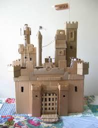 Castle Designs For School Projects 10 Marvellous Cardboard Castles Cardboard Castle Castle