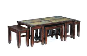 coffee table with stools underneath coffee table with stools underneath coffee table with four stools india coffee table with stools underneath