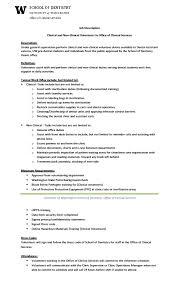 Volunteering Job Description Volunteer Primary Nor Sample ...